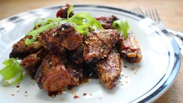 Korean BBQ Chicken Wings - Crispy Baked