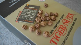 Whole Raw Premium Organic Tiger Nuts - What I Say About Food