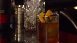 Cubed Old Fashioned