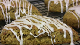 Pumpkin Pecan Scones - A Taste of Fall