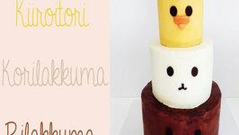 Rilakkuma and Friends Cake