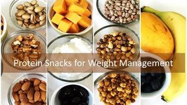 My Protein Snacks for Weight Management
