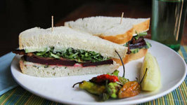 Farmer's Market Sandwich