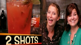 Cocktails With Jenn From Cupcakes&Cardio-The Caesar!