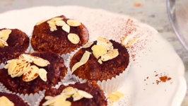 Indulgent Gluten Free Chocolate Almond Muffins