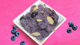 Blueberry Halwa Sugar Free  Indian Dessert Video