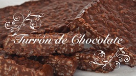 Turron de Chocolate Casero Receta Thermomix / Turron Thermomix / Turron de Chocolate Thermomix