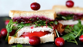Sandwich Recipe: Cranberry and Turkey BLT