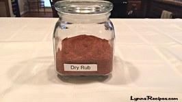 Lynn's Dry Rub