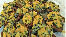 Betty's Curry Canapes -- Super Bowl