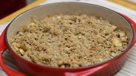 How to Make Fruit Crisp