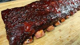 MothersBBQ  Code Red Baby Back Ribs