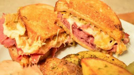 How to Make Legendary Reuben Sandwiches