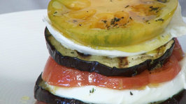 How to Make Eggplant Stacks