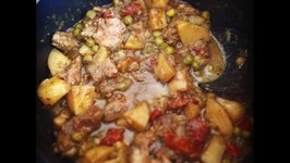 Indian Lamb Stew In Power Pressure Cooker XL