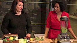 Broccoli Soup - Vegano Italiano Festival Tasting and Webcast Segment 3