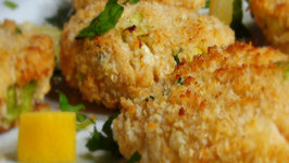 Baked Crab Cakes with Panko