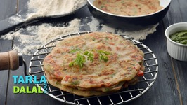 Instant Whole Wheat Vegetable Dosa