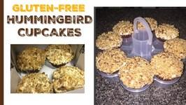 Hummingbird Cupcakes - Gluten-free using Almond Flour (nuts.com)