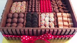 Chocolate Lovers Chocolate Box Cake - How to Make