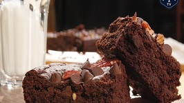 Amazing Flour-less Brownies Recipe