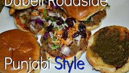 Dabeli - Spicy Potato Sandwich Tea Time Indian Snack
