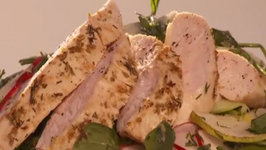 Lemon Turkey Tenderloin Salad