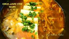 Kimchi Jjigae Stew