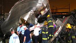 Amtrak Train Crash in Philadelphia a Commuter Disaster