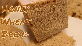 Honey Wheat Bread In The Pullman Pan