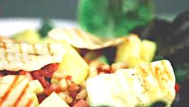 Fresh and Fruity Mango and Pancetta Salad