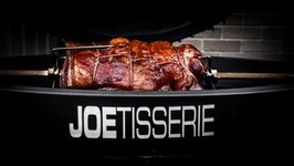 Joetisserie Jack Daniels Pork Butt