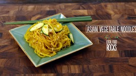 Asian Vegetable Noodles