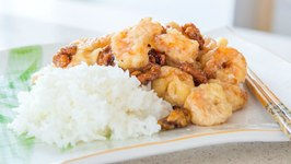 Honey Walnut Shrimp - Chinese Takeout at Home!