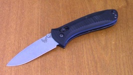 My Knife Review- Benchmade Knife- The Benchmade Model 520 Presidio The Toughtest Knife Around
