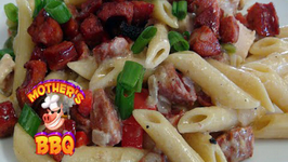 Cajun Pasta Recipe - Chicken and Andouille Sausage Pasta
