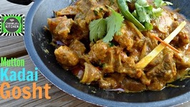 Kadai Ghost Mutton Curry Punjabi Kadai Goat Curry Recipe by CK Epsd. 328