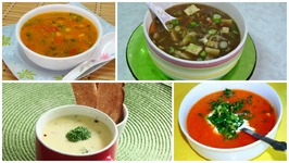 let's start 2016 off right with a healthy and hearty soups