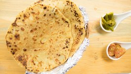 Aloo Parathas Recipe in Hindi Most Simple, Easy and Best, Amazing Alu Flavour