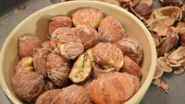 Italian Chestnuts at Harvest Barn Country Markets - What I Say About Food