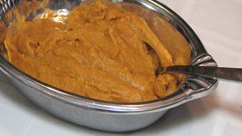 Whipped Sweet Potatoes with Coconut Milk and Vanilla Bean Paste  Thanksgiving