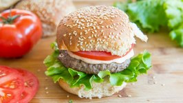 Juicy Lucy Burgers Recipe - Memorial Day Food
