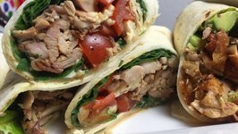 4 Ideas For Chicken Wraps