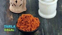 Koro Sambar, Methia No Masala, Recipe In Hindi