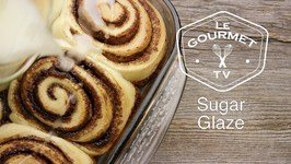 Sugar Glaze Recipe - 4K