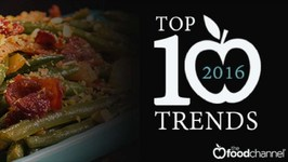 Top Ten Food Trends For 2016