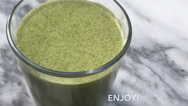 How to Make a Matcha Green Tea Energy Smoothie