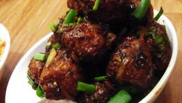 Mix Veg Manchurian - Indo Chinese Cuisine