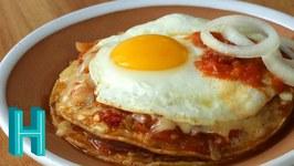 Huevos Rancheros Especial