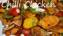 Chilli Chicken -Indo Chinese